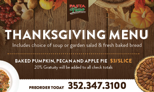 Thanksgiving Menu web2